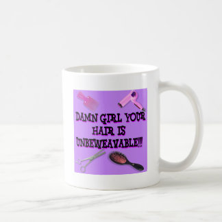 Unbeweavable Classic White Coffee Mug