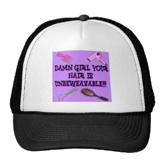 Unbeweavable Trucker Hats