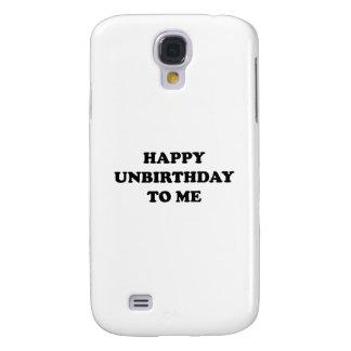 Unbirthday feliz a mí