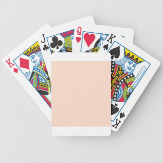 Unbleached Silk Playing Cards