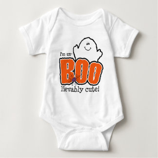 UnBOOlievably Cute Baby Bodysuit