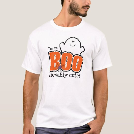UnBOOlievably Cute T-Shirt