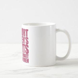 Unborn Women's Rights Coffee Mug