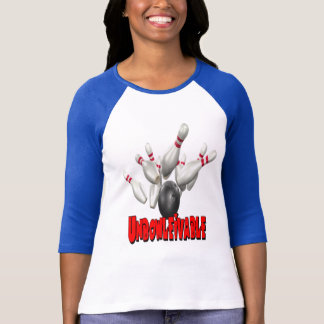 Unbowlievable Bowling T-Shirt