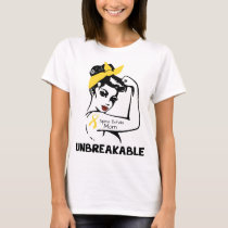 unbreakable cancer t-shirts