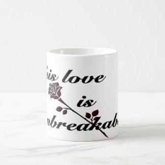 Unbreakable - Classic White Mug