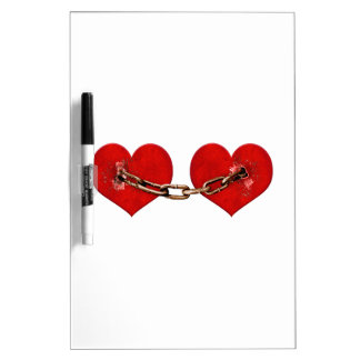 Unbreakable Love Concept Dry-Erase Board