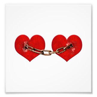 Unbreakable Love Concept Photo Print