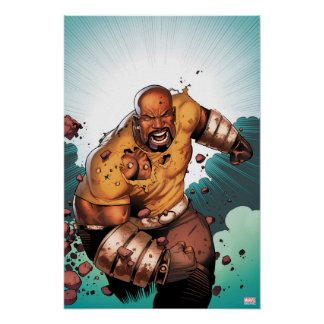 Unbreakable Luke Cage Poster