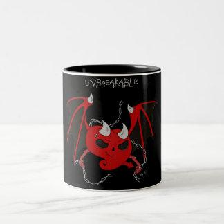 Unbreakable Two-Tone Coffee Mug