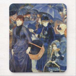 Unbrellas - ilustraciones de la obra maestra tapetes de raton