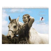 Unbridled Beauties 2013 Calendar