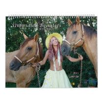 Unbridled Beauties DoubleHP 2011 Calendar