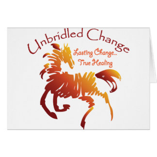Unbridled Change Card