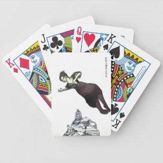 Uncaged Playing Cards