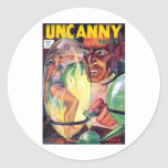 Uncanny Tales 1 Sticker