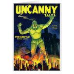 Uncanny Tales 3 Card