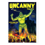 Uncanny Tales 3 Post Cards