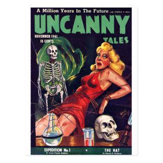 Uncanny Tales 4 Postcard