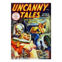 Uncanny Tales -- Satan is my Lover Poster