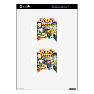 Uncanny Tales Xbox 360 Controller Skin