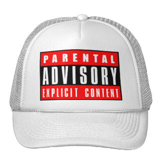 Uncensored Trucker Hat