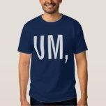 uncertaintee tee shirt