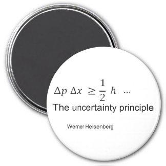 Uncertainty principle magnet