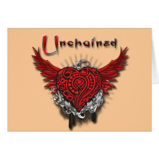Unchained Heart Cards