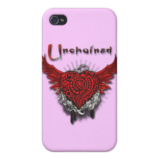 Unchained Heart iPhone 4 Cover