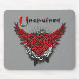 Unchained Heart Mouse Pad