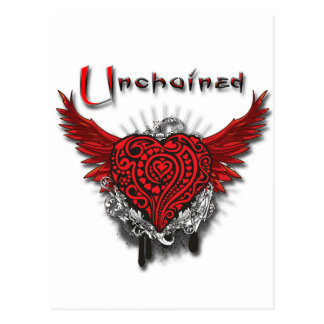 Unchained Heart Postcards