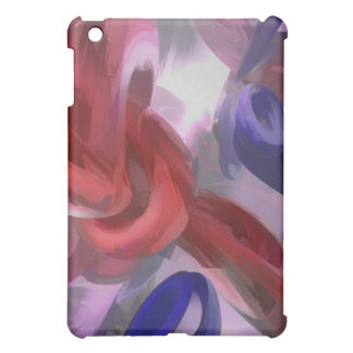 Unchained Pastel Abstract Cover For The iPad Mini
