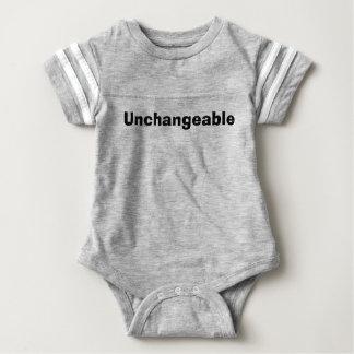 Unchangeable Baby Bodysuit