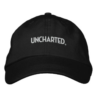 Uncharted Hat - Black