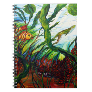 Uncharted Waters NOTEBOOK