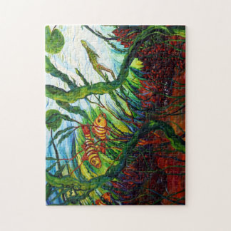 Uncharted Waters PUZZLE