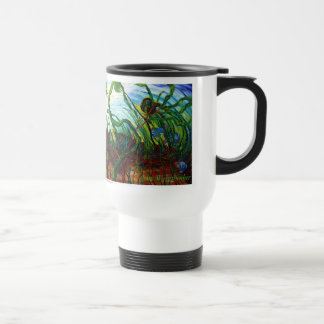 Uncharted Waters TRAVEL MUG WHITE