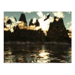 Uncharted Wilderness Postcard