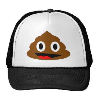 unchi smile trucker hat