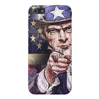 uncle america wants you iPhone 5 cases