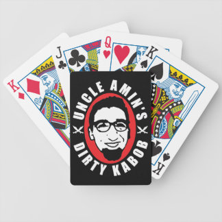 Uncle Amin's Dirty Kabob Playing Cards