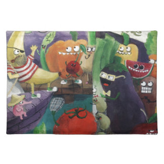 Uncle Banana come back home Place Mat