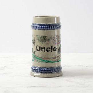 Uncle Beer Stein