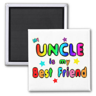 Uncle Best Friend Magnet