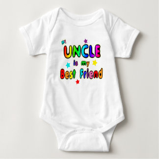 Uncle Best Friend Tee Shirt
