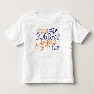 Uncle Bubba's Biggest Fan Toddler T-shirt