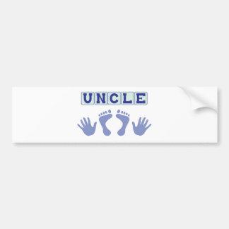 Uncle Bumper Sticker