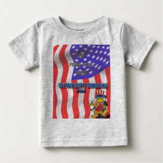Uncle Captain Scott T Baby T-Shirt