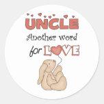 Uncle Children's Gifts Sticker